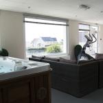 Salon Spa de l'Hôtel Kermoor